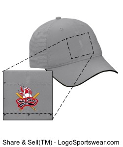Microfiber Performance Cap by Fahrenheit Design Zoom